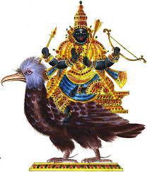 Il pianeta Saturno nella tradizione hindū