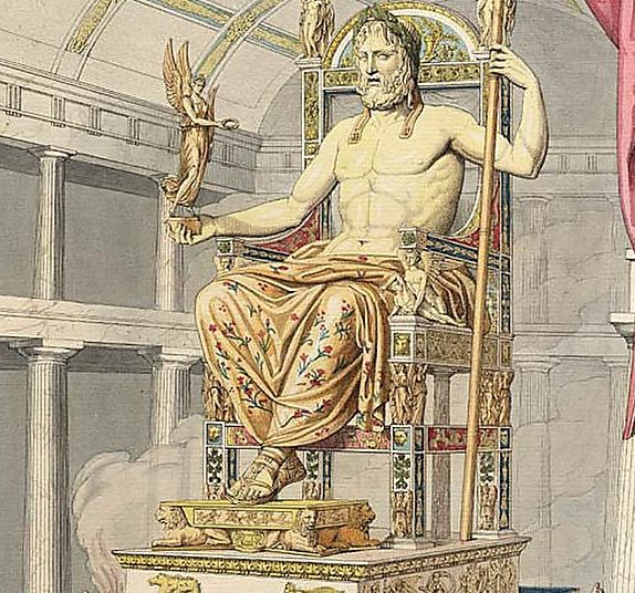 Zeus Olympia