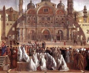 27. La separazione di esoterismo ed essoterismo nella Chiesa primitiva